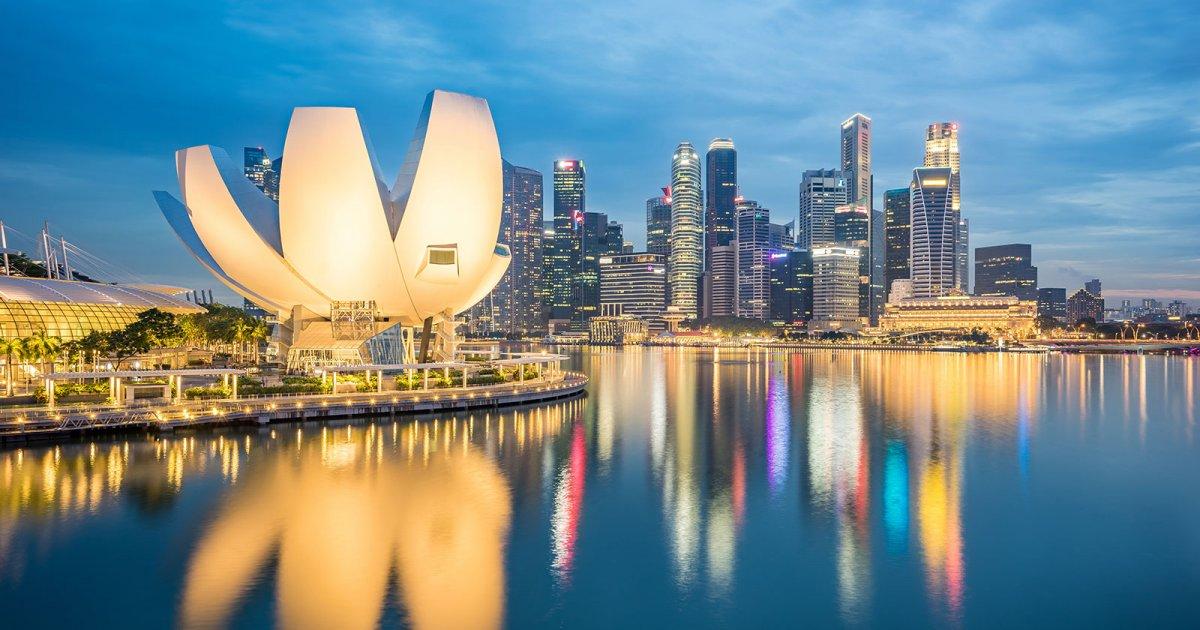 SINGAPORE ACQUISTA VALORE E SORPASSA HONG KONG